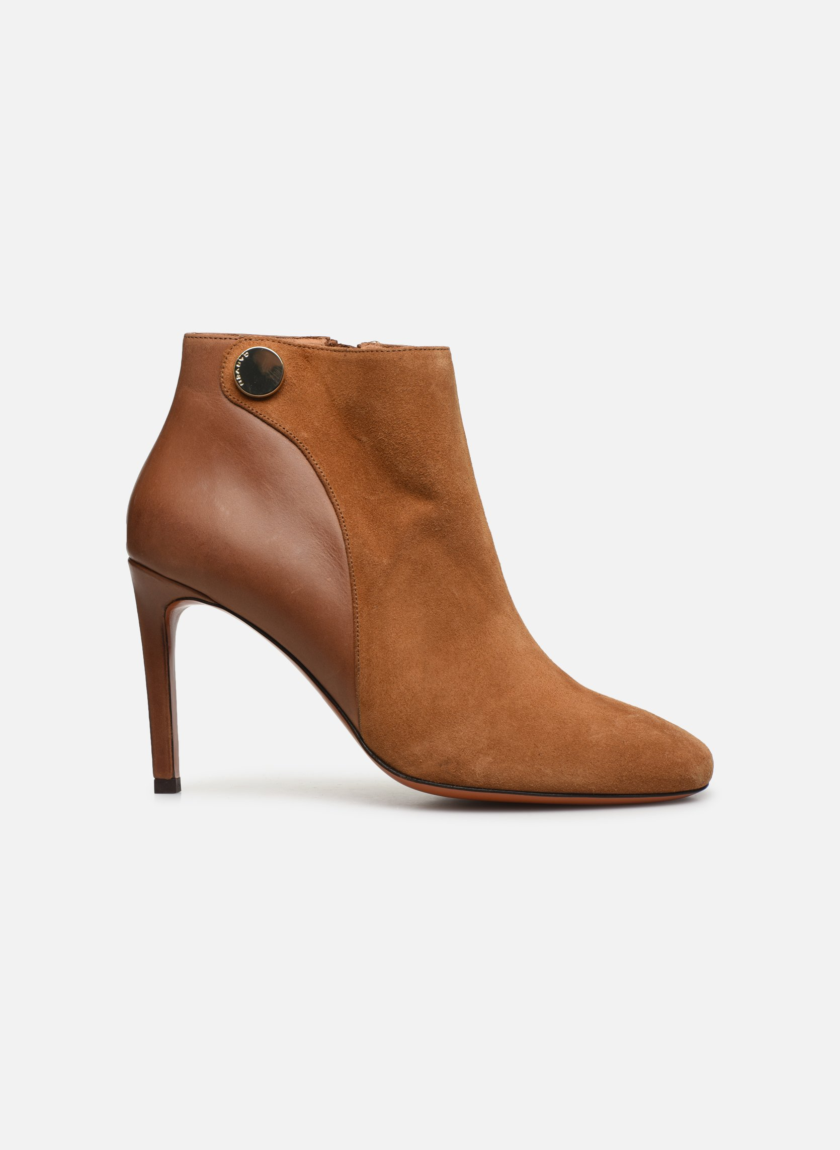 Bottines Resonnance 180 cognac