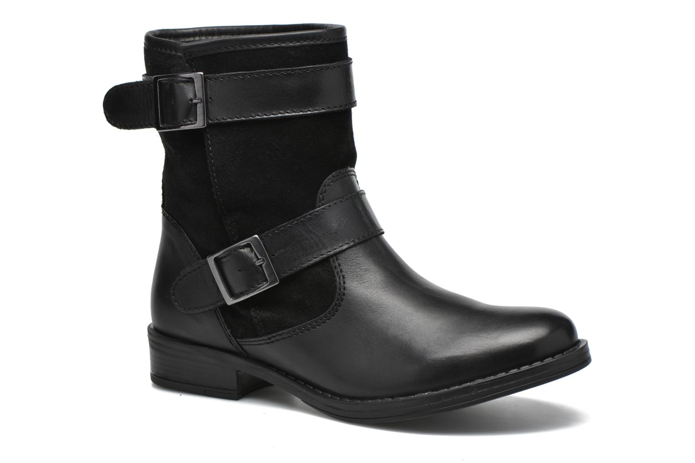 Marques Chaussure femme Georgia Rose femme Celebi Vit noir + cam noir