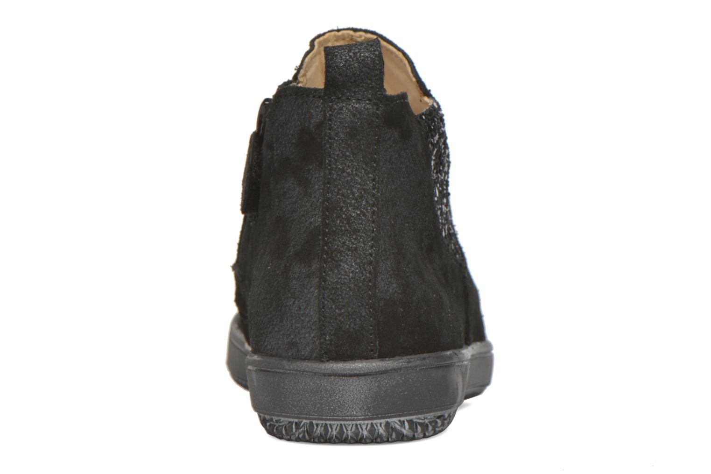 Stiefeletten & Boots Achile Sara schwarz ansicht von rechts