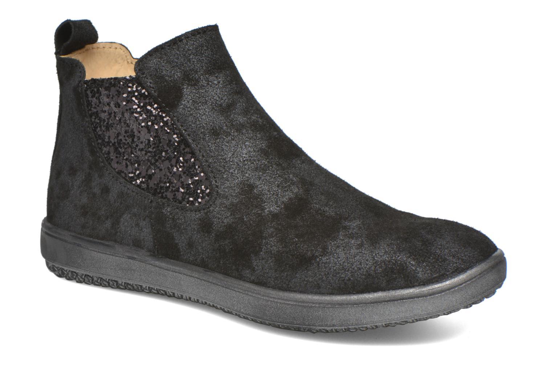 Bottines et boots Achile Sara Noir vue détail/paire