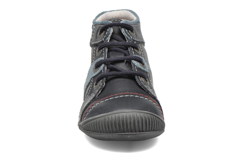 Bottines et boots GBB Nolan Gris vue portées chaussures
