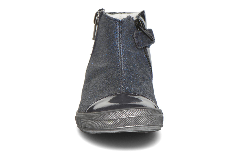 Stiefeletten & Boots GBB Nanon blau schuhe getragen