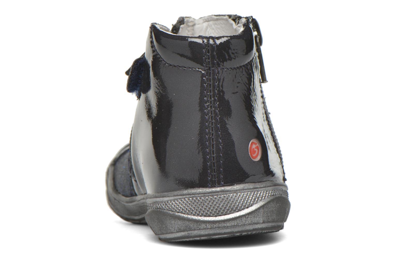 Stiefeletten & Boots GBB Nanon blau ansicht von rechts
