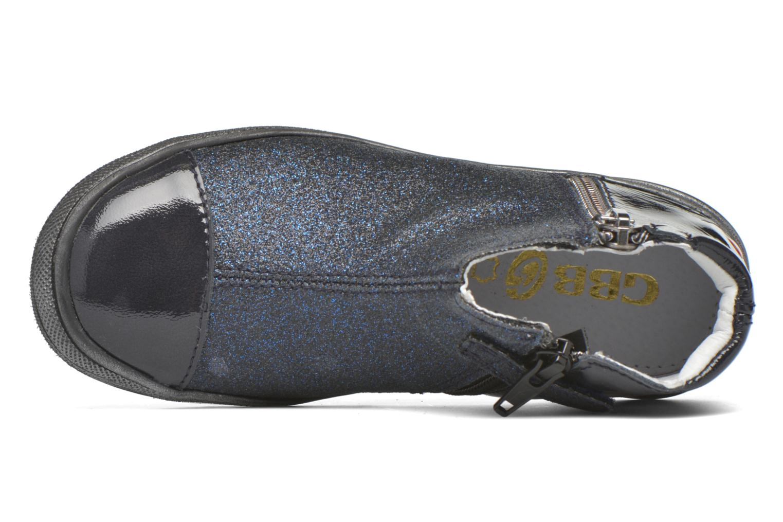 Stiefeletten & Boots GBB Nanon blau ansicht von links