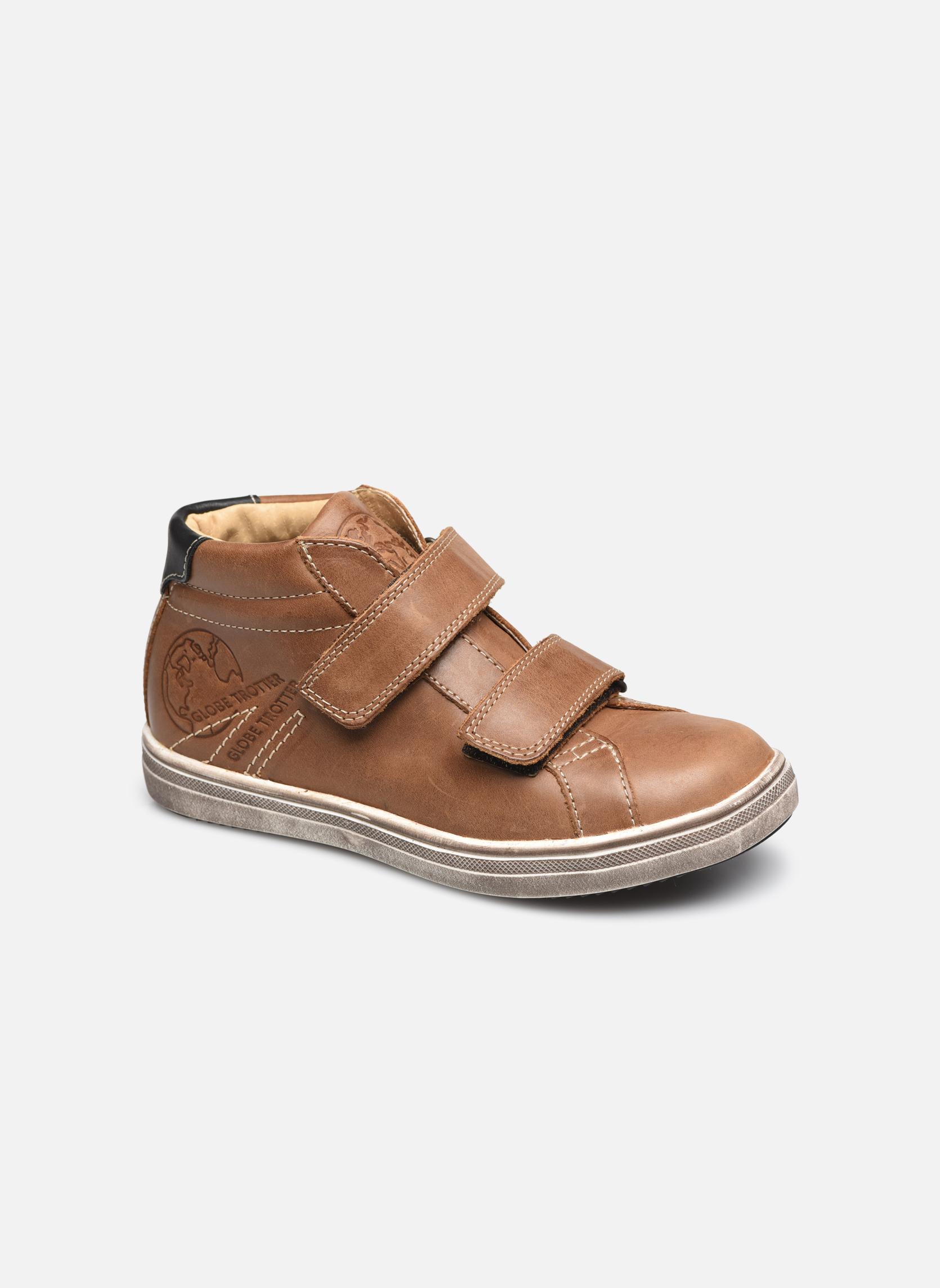 Sneaker GBB Nazaire braun detaillierte ansicht/modell