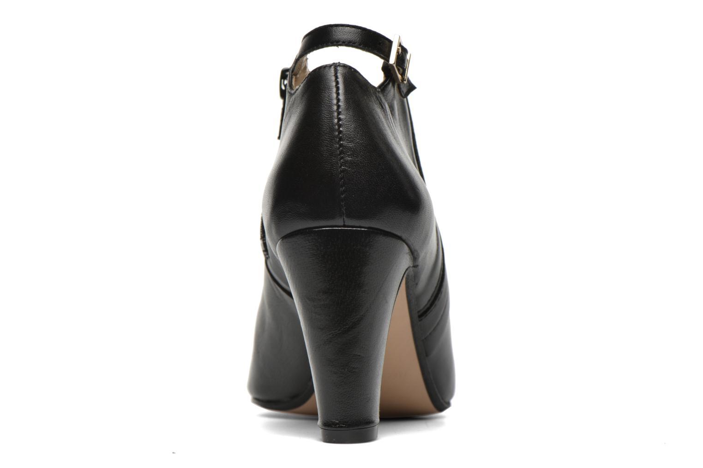 Bottines et boots Georgia Rose Siaboot Noir vue droite