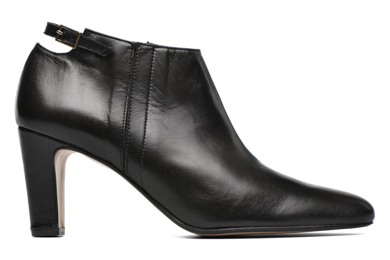 Bottines et boots Georgia Rose Siaboot Noir vue derrière