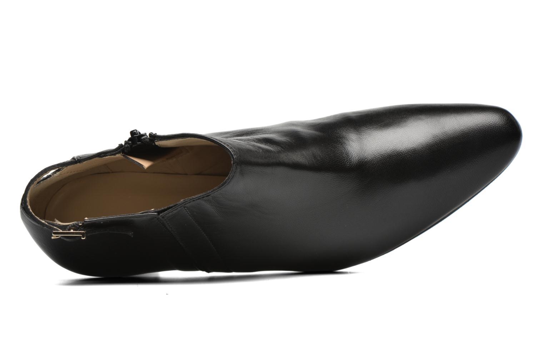 Bottines et boots Georgia Rose Siaboot Noir vue gauche