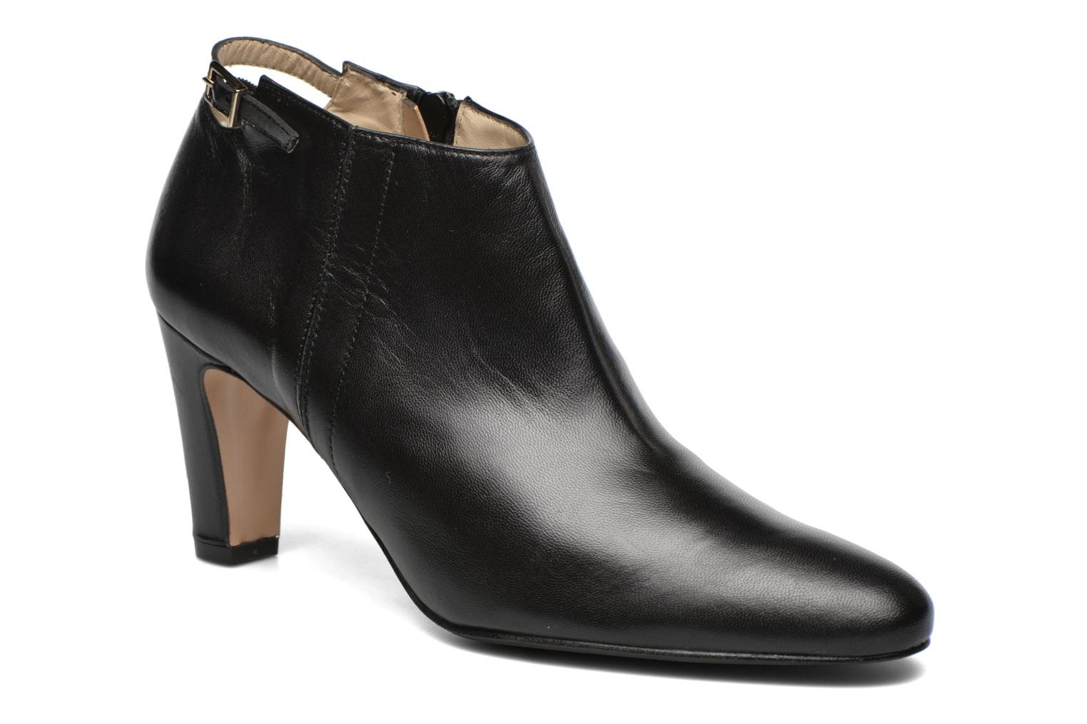 Ankle boots Georgia Rose Siaboot Black detailed view/ Pair view