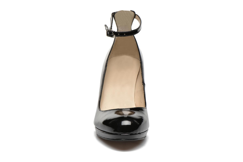 Escarpins Georgia Rose Peacock Noir vue portées chaussures