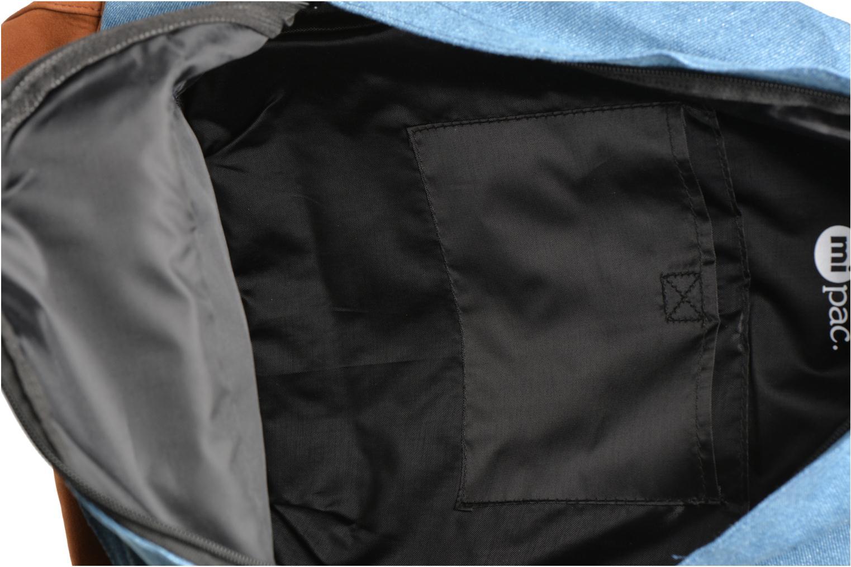 Sacs à dos Mi-Pac Premium Denim Bleu vue derrière
