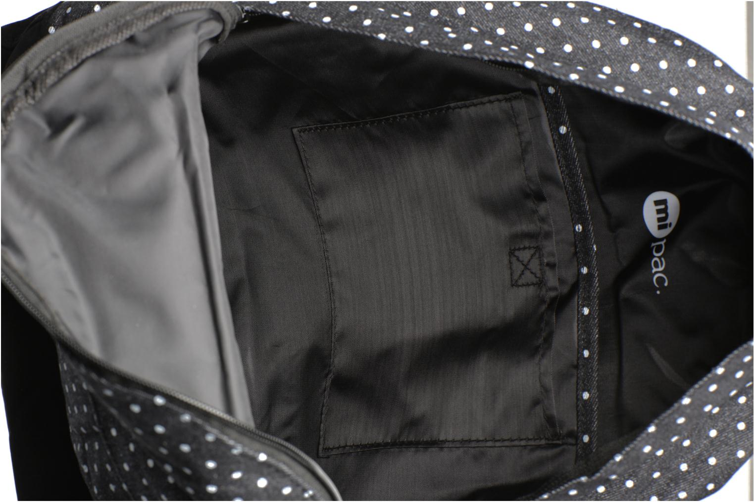 Premium Denim Black/white spot