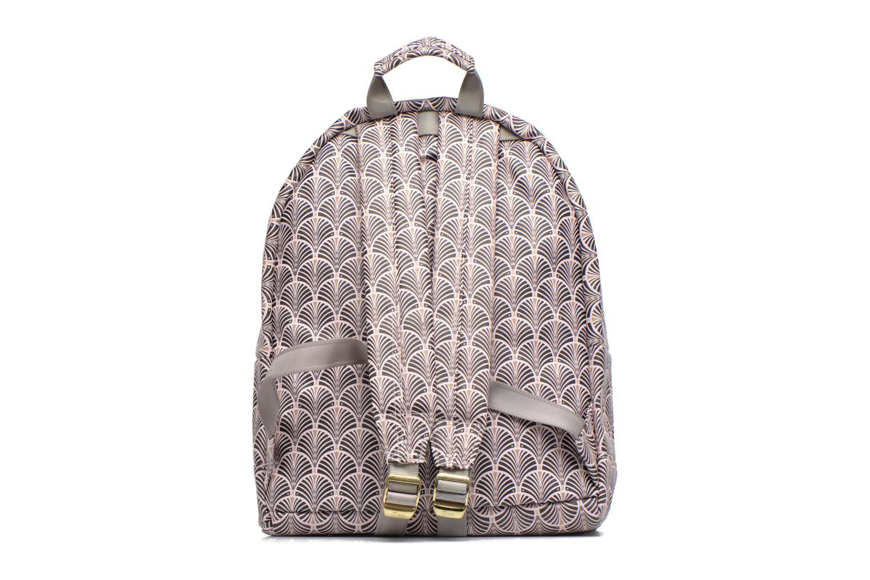 Gold Art Deco Backpack Blush