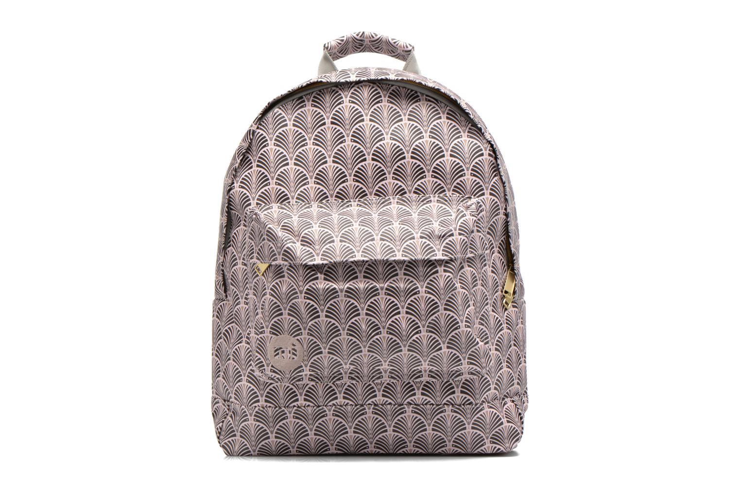 Gold Art Deco Backpack Blush