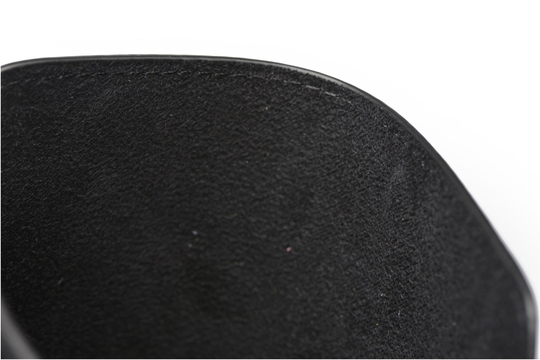 Divers Love Moschino Ipad clutch Noir vue derrière