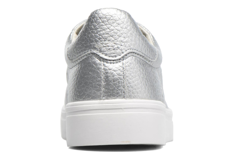 Sneaker Esprit Lizette Lace Up silber ansicht von rechts