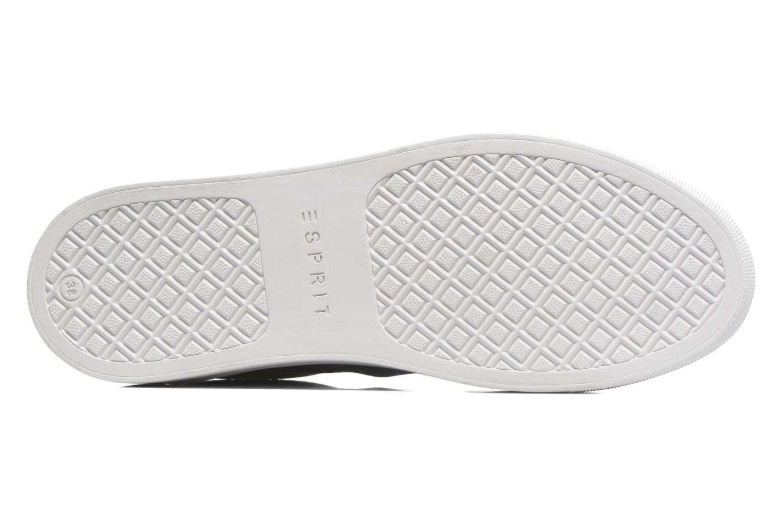 Sneaker Esprit Lizette Lace Up silber ansicht von oben