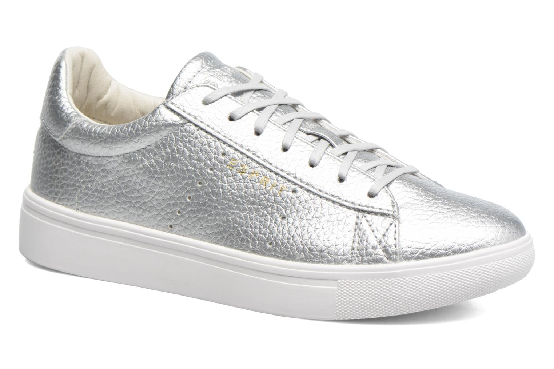 Sneaker Esprit Lizette Lace Up silber detaillierte ansicht/modell
