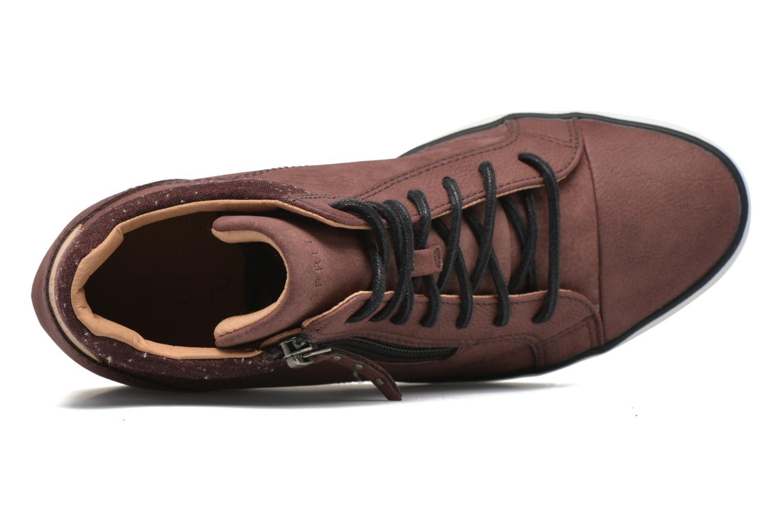 Sneakers Esprit Star Wedge 2 Bordeaux links