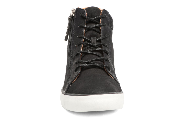 Sneakers Esprit Star Wedge 2 Zwart model