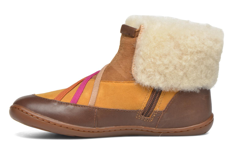 Stiefeletten & Boots Camper TWS Wool braun ansicht von vorne