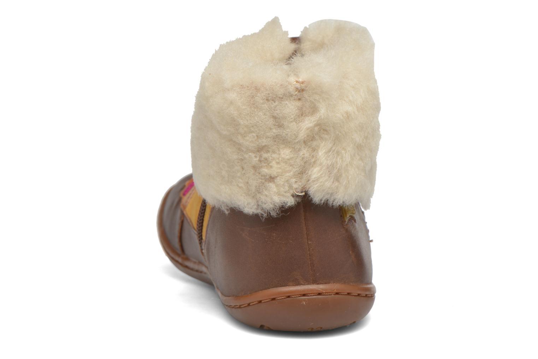 Stiefeletten & Boots Camper TWS Wool braun ansicht von rechts