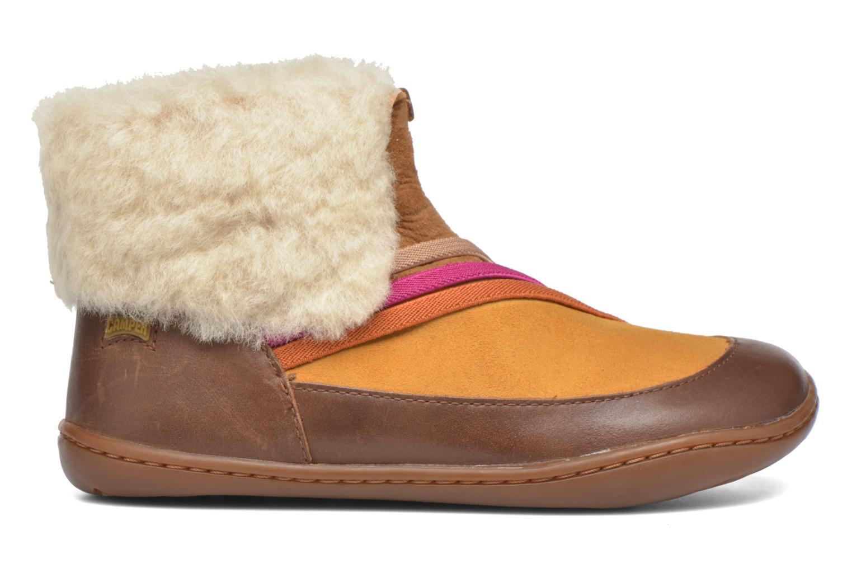 Bottines et boots Camper TWS Wool Marron vue derrière