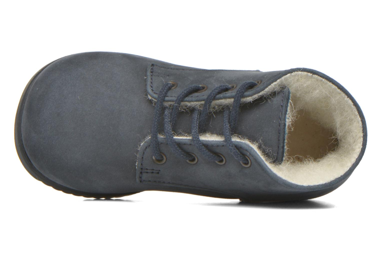 Bottines et boots Little Mary Milocho Bleu vue gauche