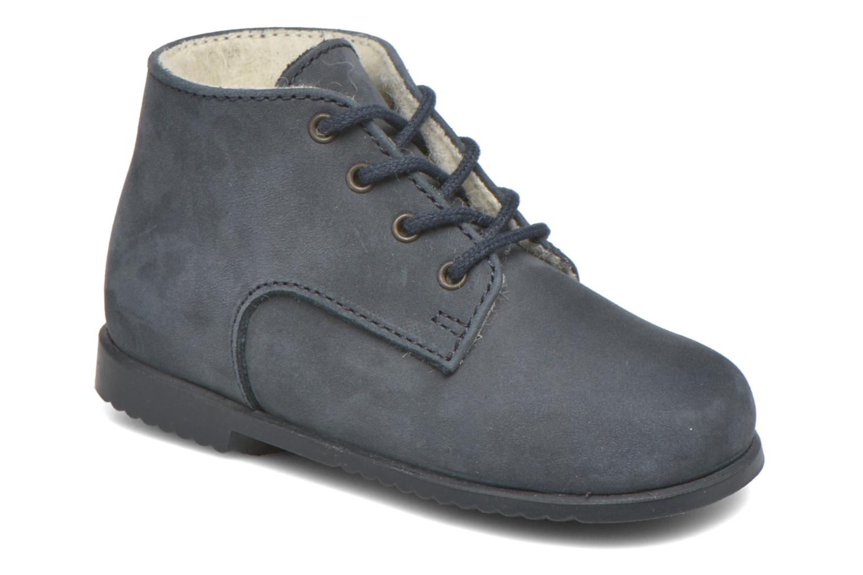 Bottines et boots Little Mary Milocho Bleu vue détail/paire