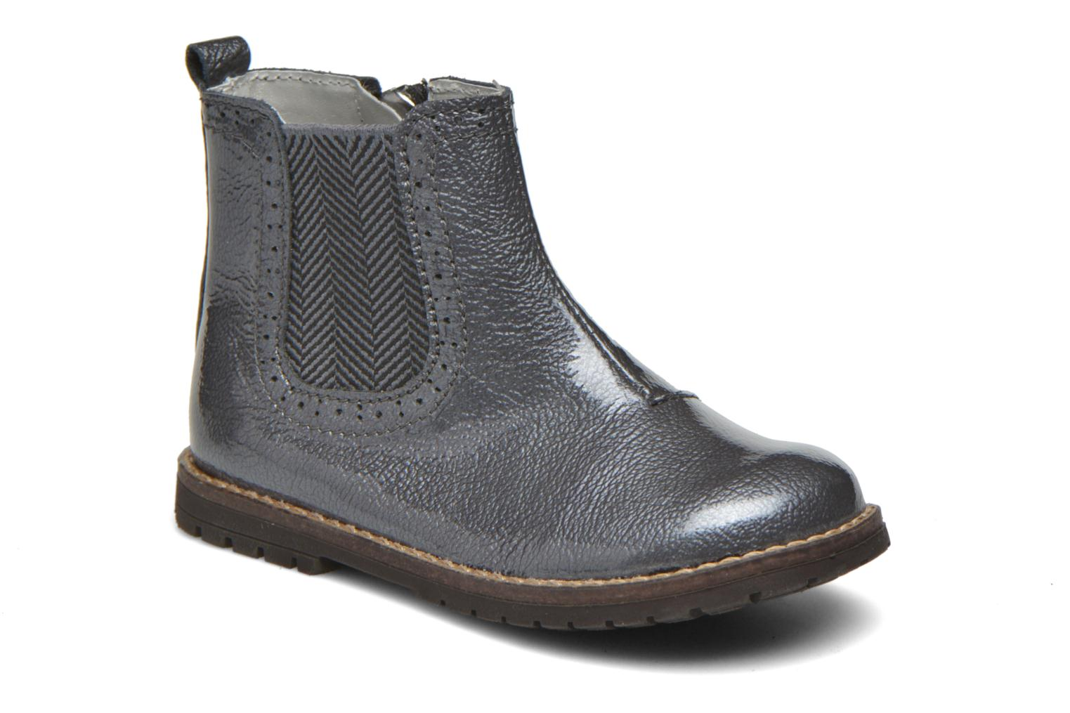 Bottines et boots Little Mary Arlette Gris vue détail/paire