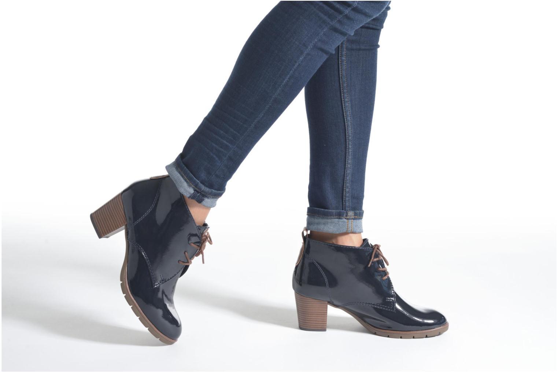 Stiefeletten & Boots Marco Tozzi Ace 2 blau ansicht von unten / tasche getragen