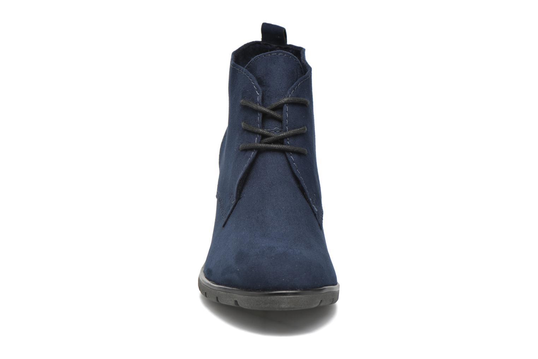 Stiefeletten & Boots Marco Tozzi Ace 2 blau schuhe getragen