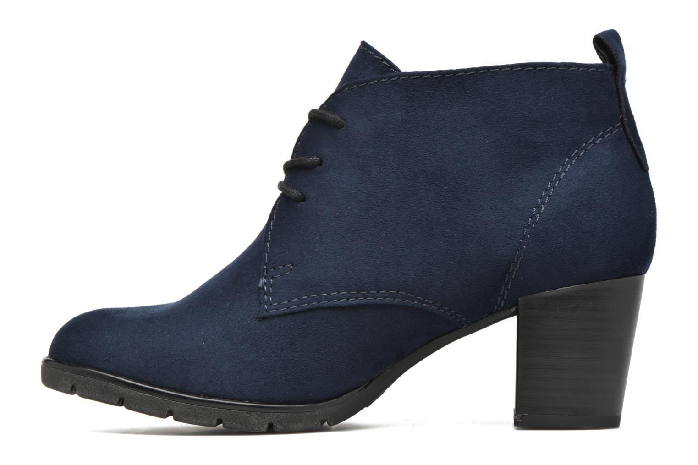 Stiefeletten & Boots Marco Tozzi Ace 2 blau ansicht von vorne