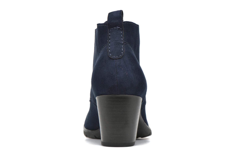 Stiefeletten & Boots Marco Tozzi Ace 2 blau ansicht von rechts