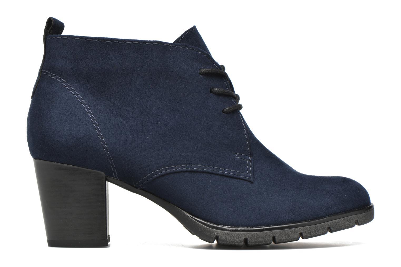 Bottines et boots Marco Tozzi Ace 2 Bleu vue derrière
