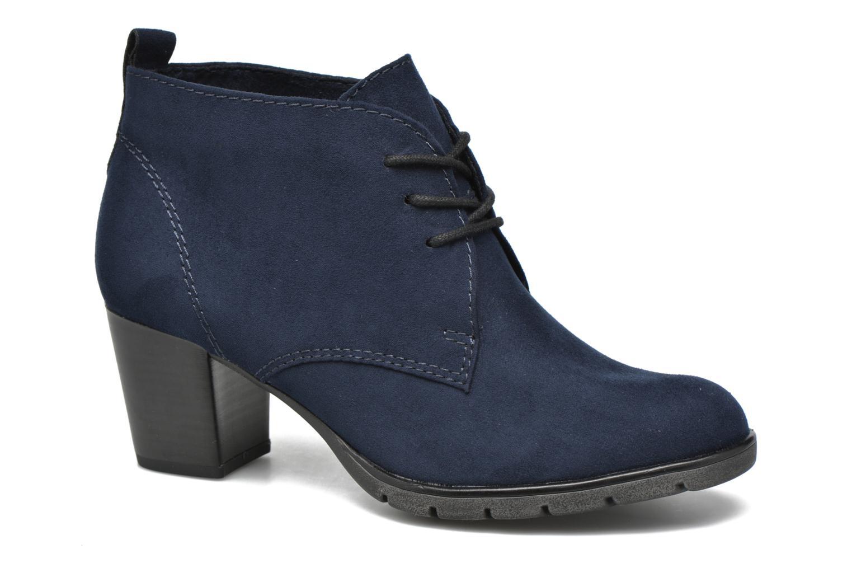 Bottines et boots Marco Tozzi Ace 2 Bleu vue détail/paire