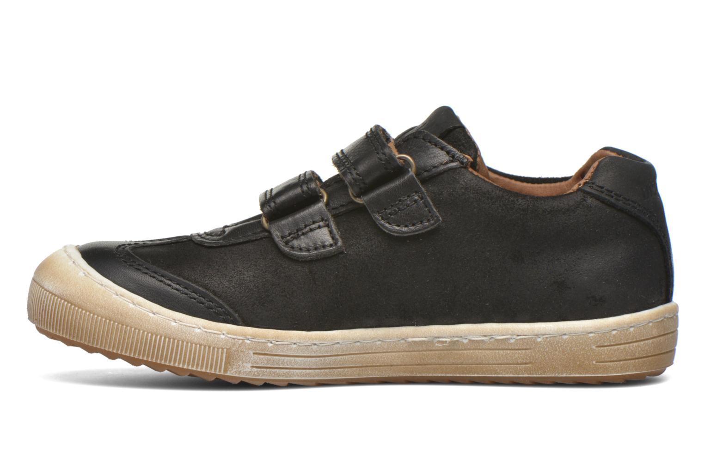 Sneaker Bisgaard Ole schwarz ansicht von vorne