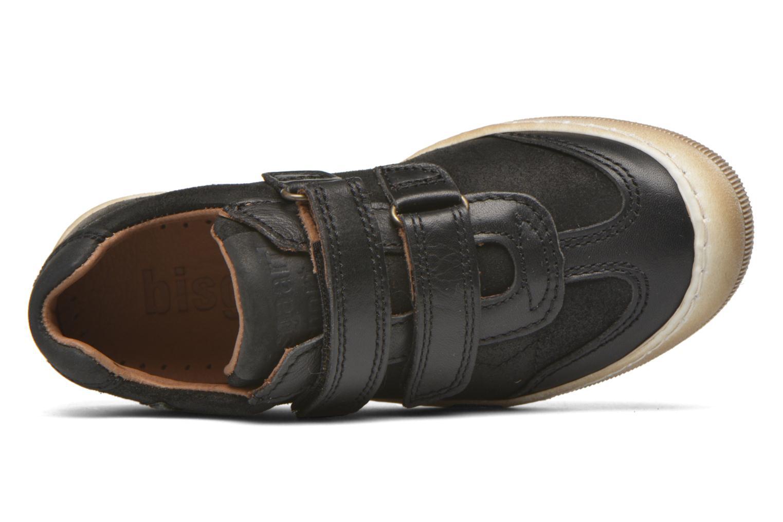Sneaker Bisgaard Ole schwarz ansicht von links