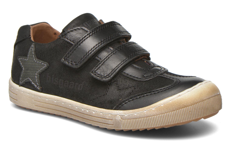 Sneaker Bisgaard Ole schwarz detaillierte ansicht/modell