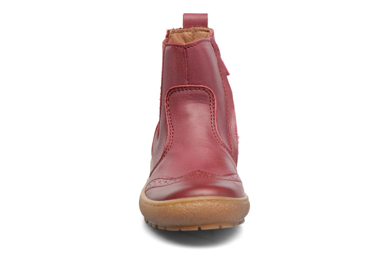 Ankle boots Bisgaard Emma Pink model view