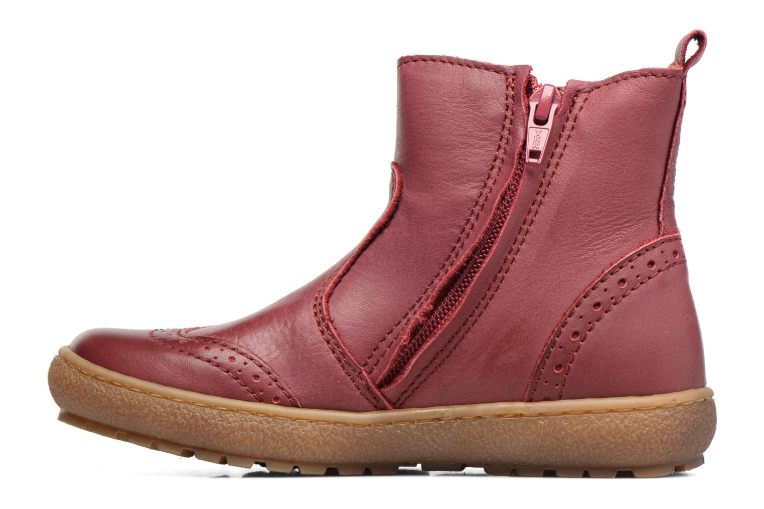 Ankle boots Bisgaard Emma Pink front view