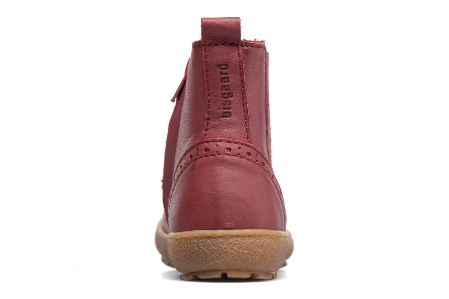 Ankle boots Bisgaard Emma Pink view from the right
