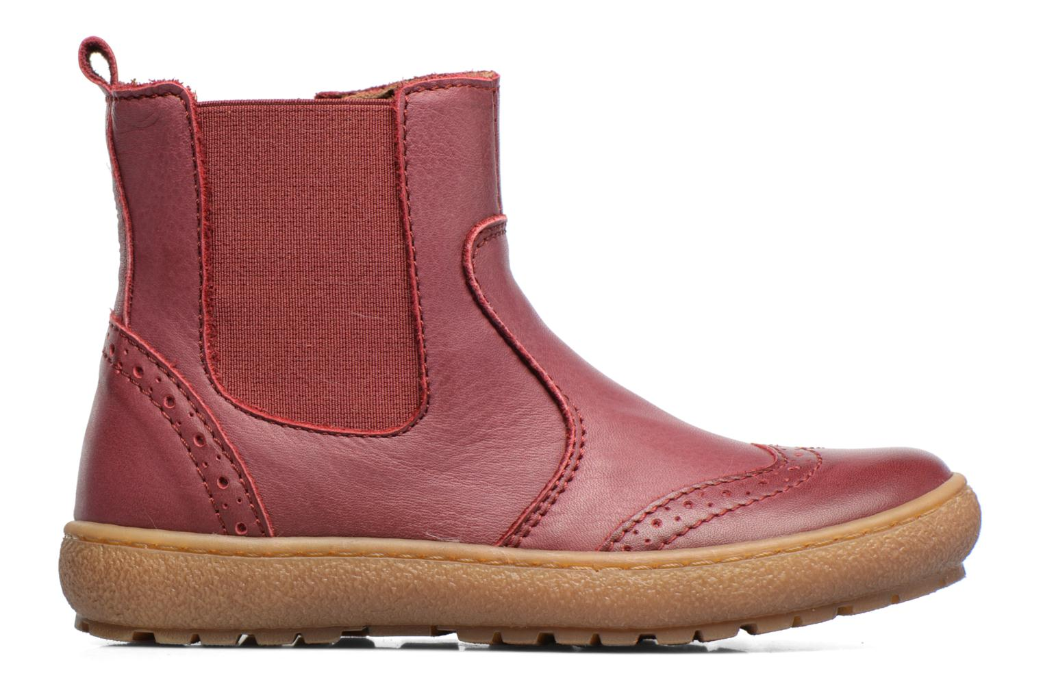 Ankle boots Bisgaard Emma Pink back view