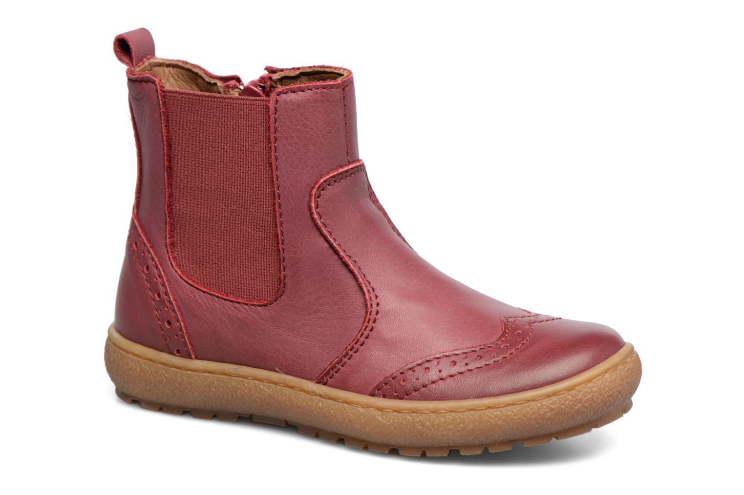 Ankle boots Bisgaard Emma Pink detailed view/ Pair view
