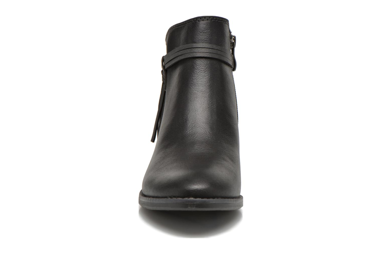 Bottines et boots Marco Tozzi Girelle Noir vue portées chaussures