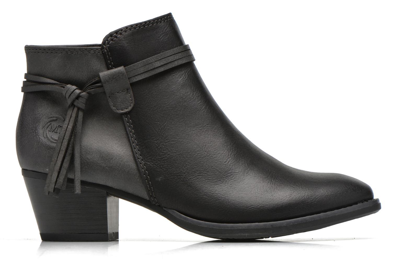 Bottines et boots Marco Tozzi Girelle Noir vue derrière