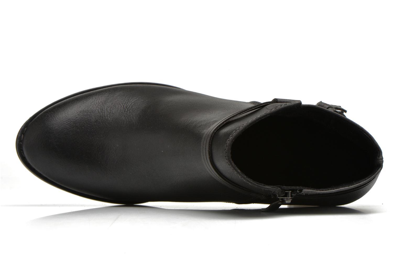 Bottines et boots Marco Tozzi Girelle Noir vue gauche