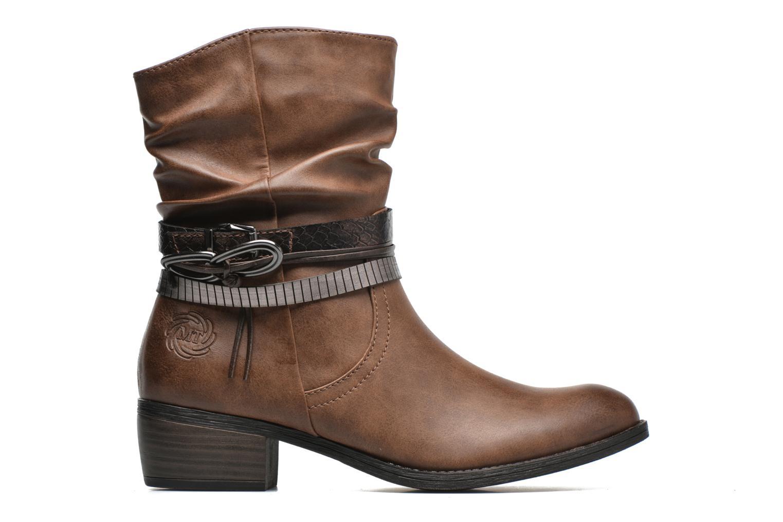 Bottines et boots Marco Tozzi Guppy Marron vue derrière