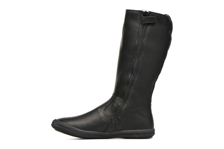 Boots & wellies Minibel Hagiseleh Black front view