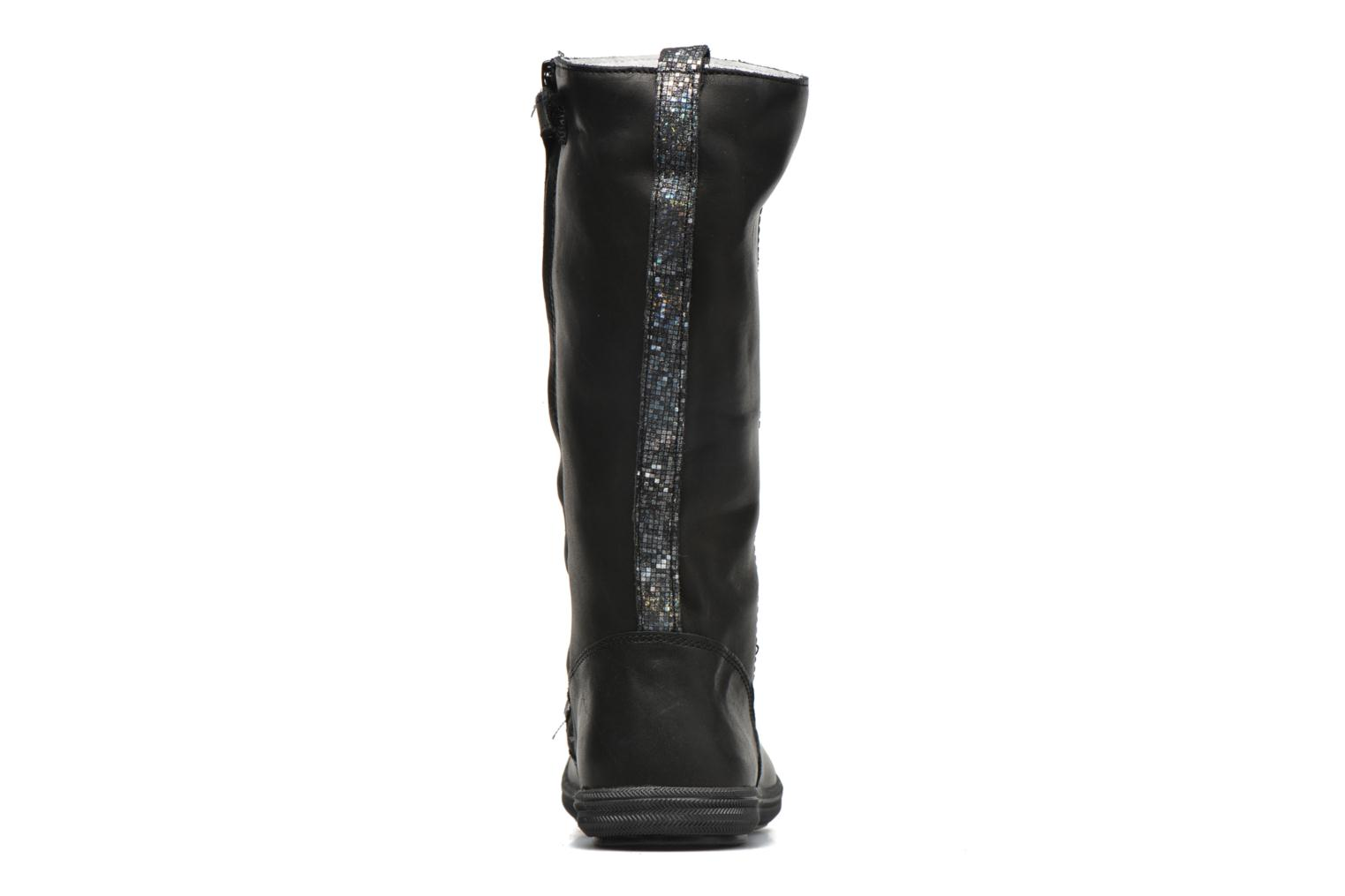 Boots & wellies Minibel Hagiseleh Black view from the right